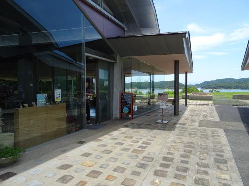 天草ビジターセンターの展示を一新!