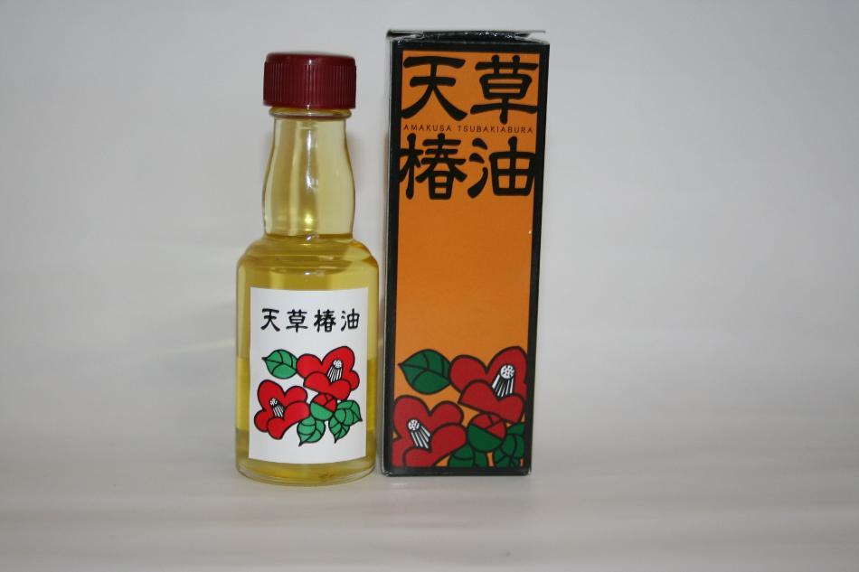 天草椿油 50ml
