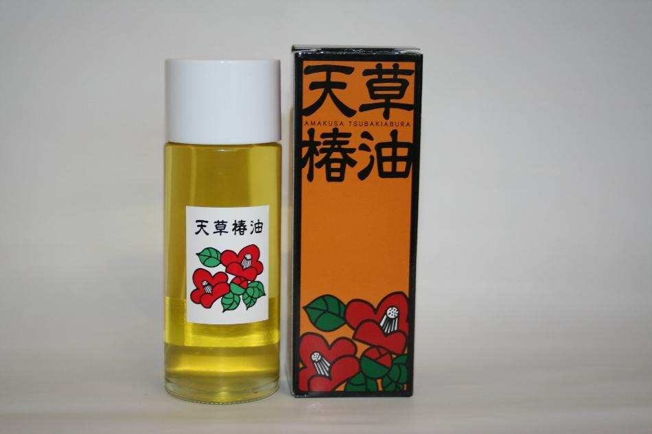 天草椿油 120ml