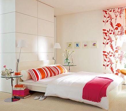 寝室写真風水