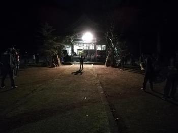 一町田八幡宮大祭の練習風景をお伝えします