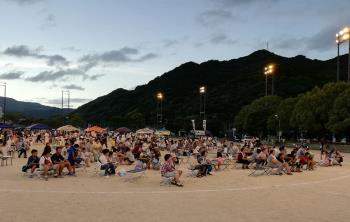 2018年 8/25(土)『河浦大夏祭り』が盛大に開催されました