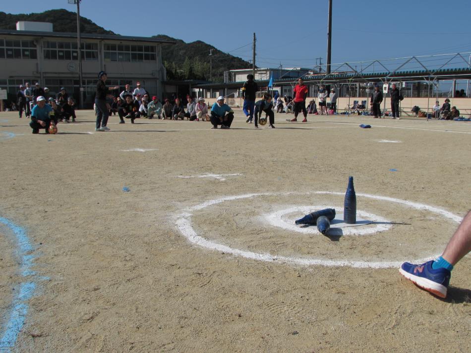 町民体育祭