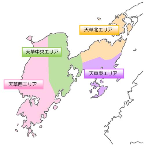 おすすめスポットマップ