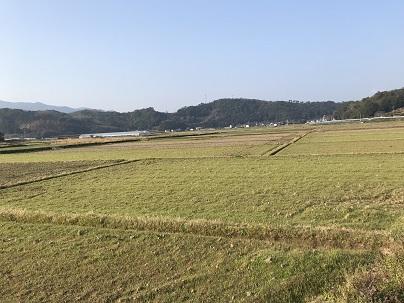 上津浦の景色