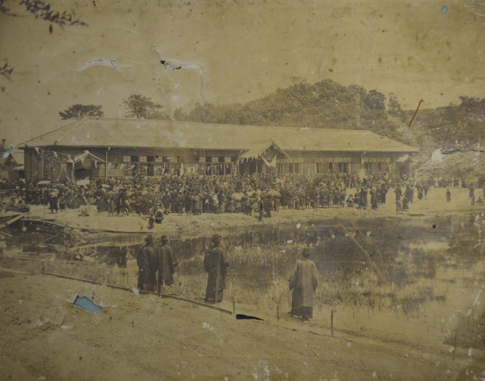 昭和20年代校舎