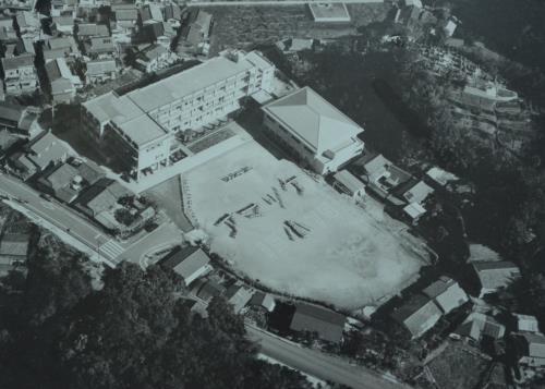 1979年航空写真