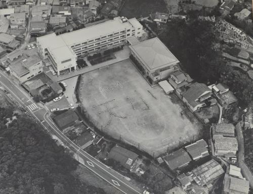 1991年航空写真