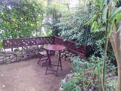菜園カフェ