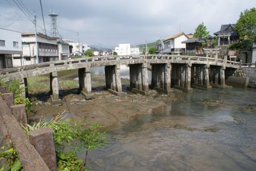 以前の祗園橋の写真