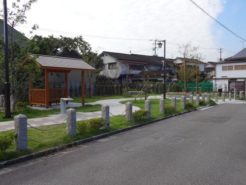 祗園橋公園の写真