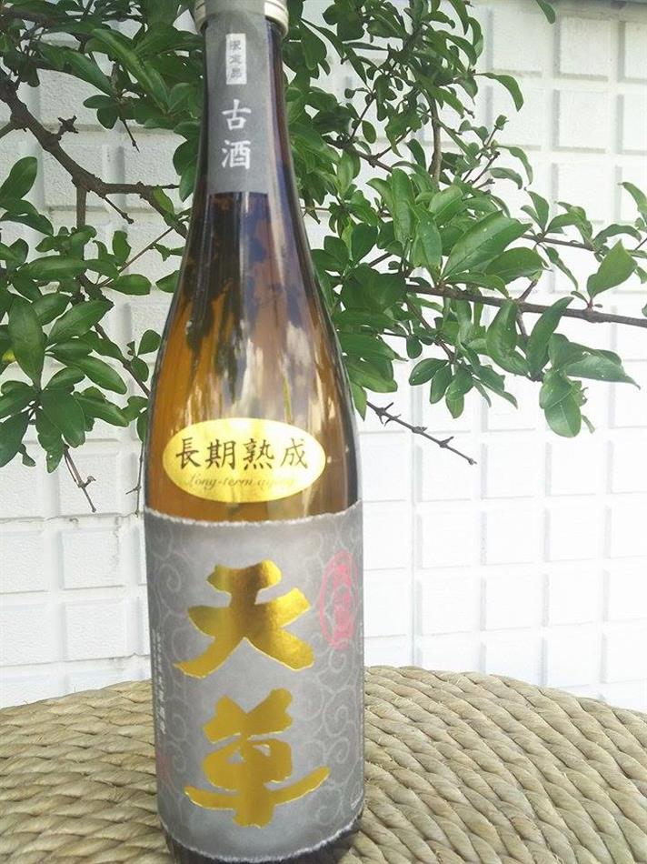 純米焼酎 古酒 天草 長期熟成 720ml 25度(天草酒造)
