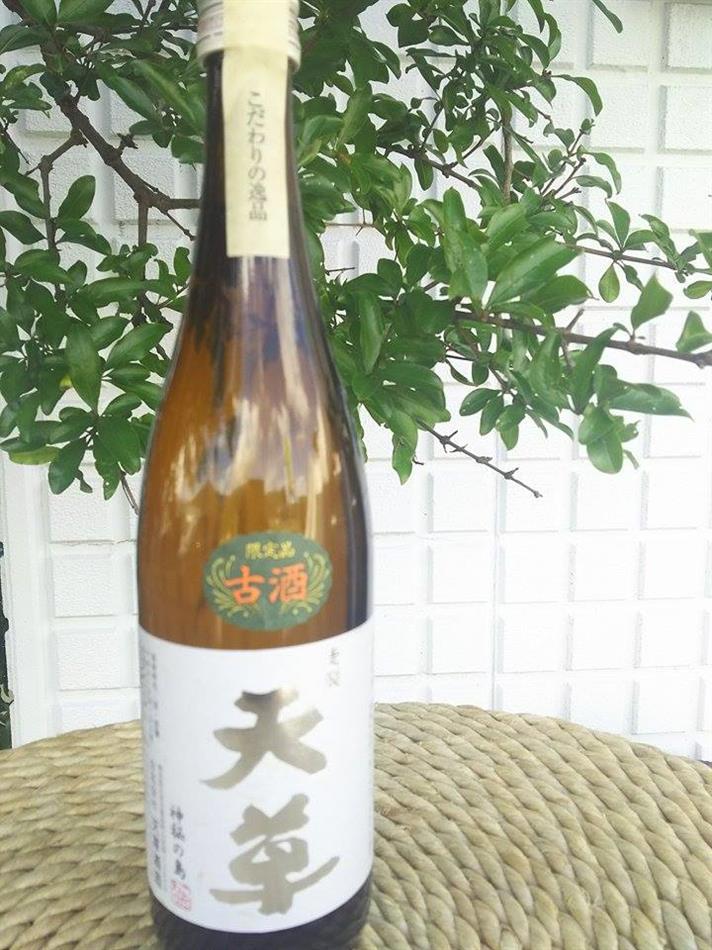 【限定品】古酒 麦製 天草720ml 25度(天草酒造)