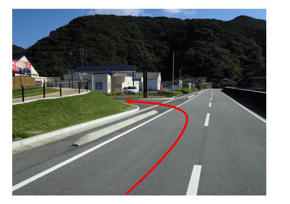道順④(センター入口)
