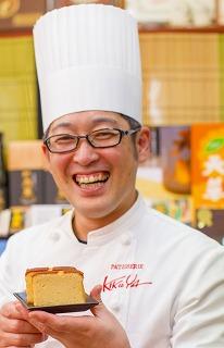 31-00純米焼酎・晩柑焼酎ケーキ「天草」(人)1