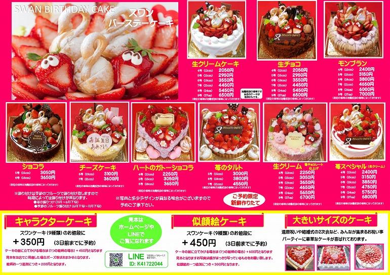 バースデーケーキprs3