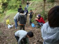 天草自然体験学習