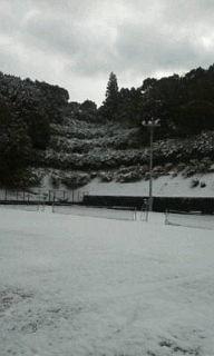 雪の広瀬コート