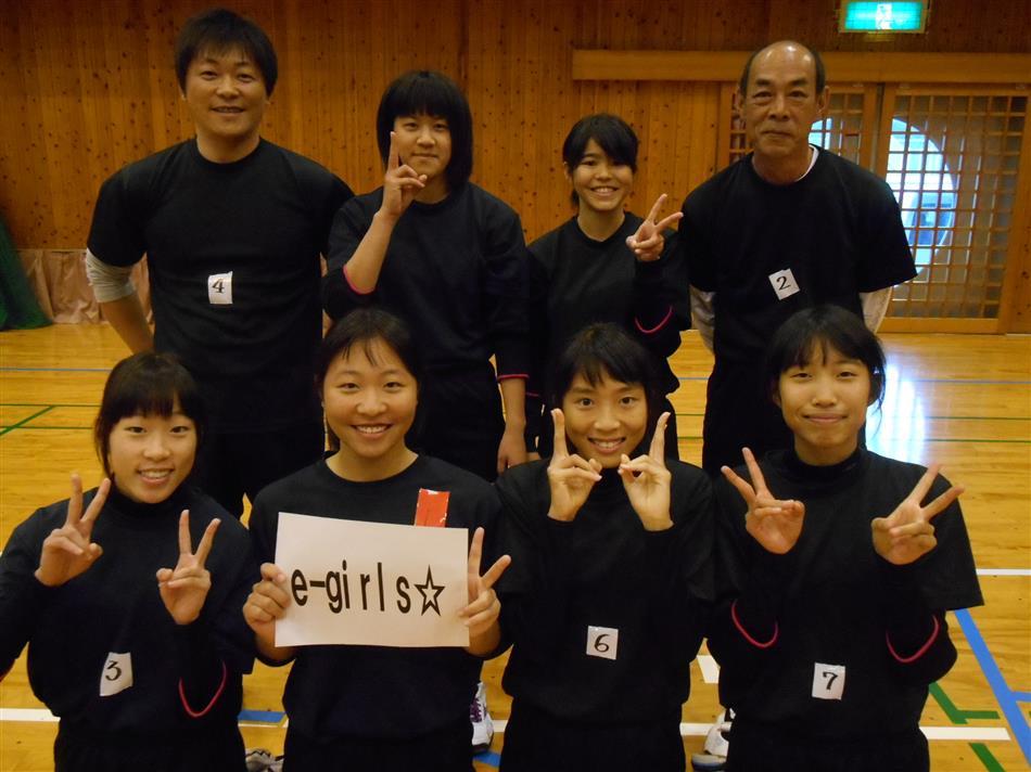 e-girls☆1