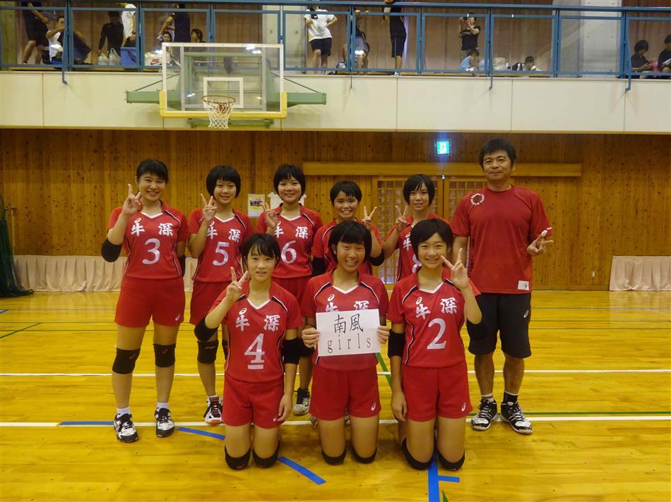 12 南風girls①