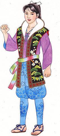 あとりえ・Kのイメージキャラクター 『四郎』