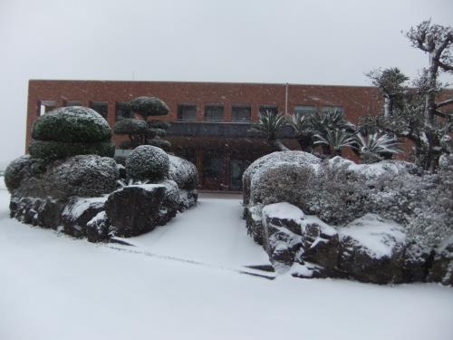H27雪景色