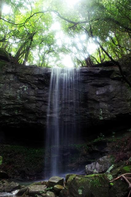 神掛けの滝2