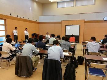第1回熊本県地域おこし協力隊ネットワーク研修交流会が河浦で行われました