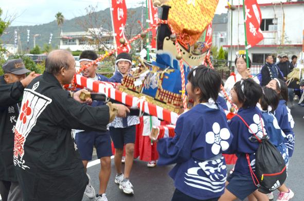 H24祭り 神輿