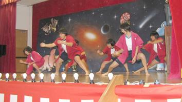 H24祭り 演芸 ソーラン節