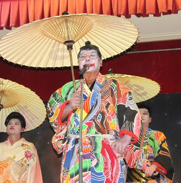H24祭り 演芸 五人衆5