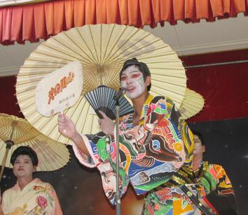 H24祭り 演芸 五人衆4