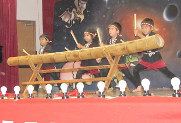 H24祭り 演芸 保育所
