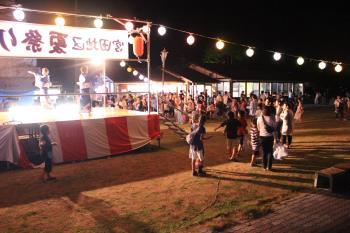 平成29年度宮田地区夏祭り(総踊り)