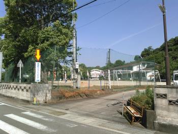 宮田地区コミュニティセンター案内看板①