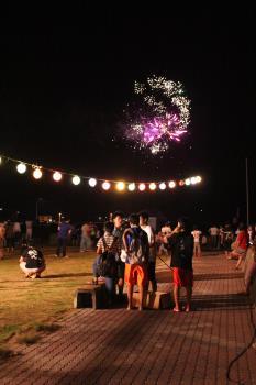 平成29年度宮田地区夏祭り(花火①)
