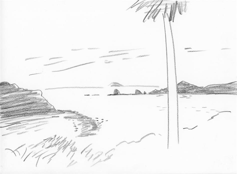 38位② 位鶴葉山からの景色