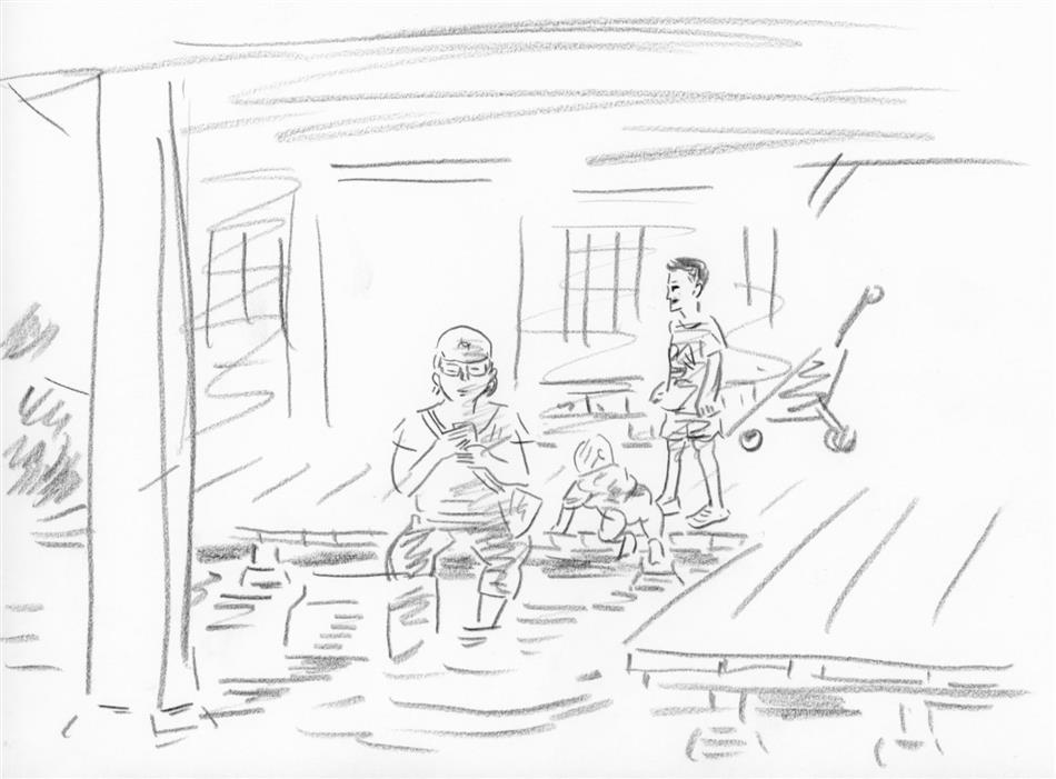 38位⑬ 下田の足湯