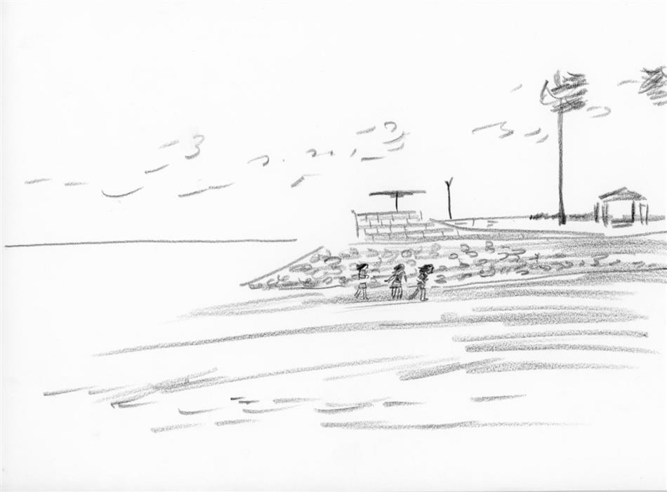 27位⑥ 茂木根海水浴場?