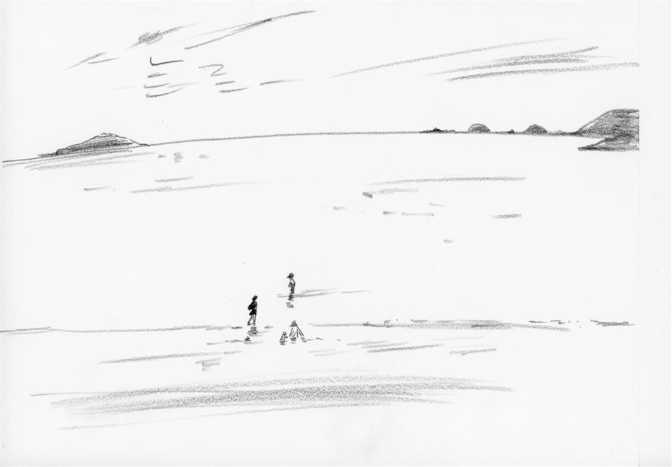 22位① 砂月海水浴場