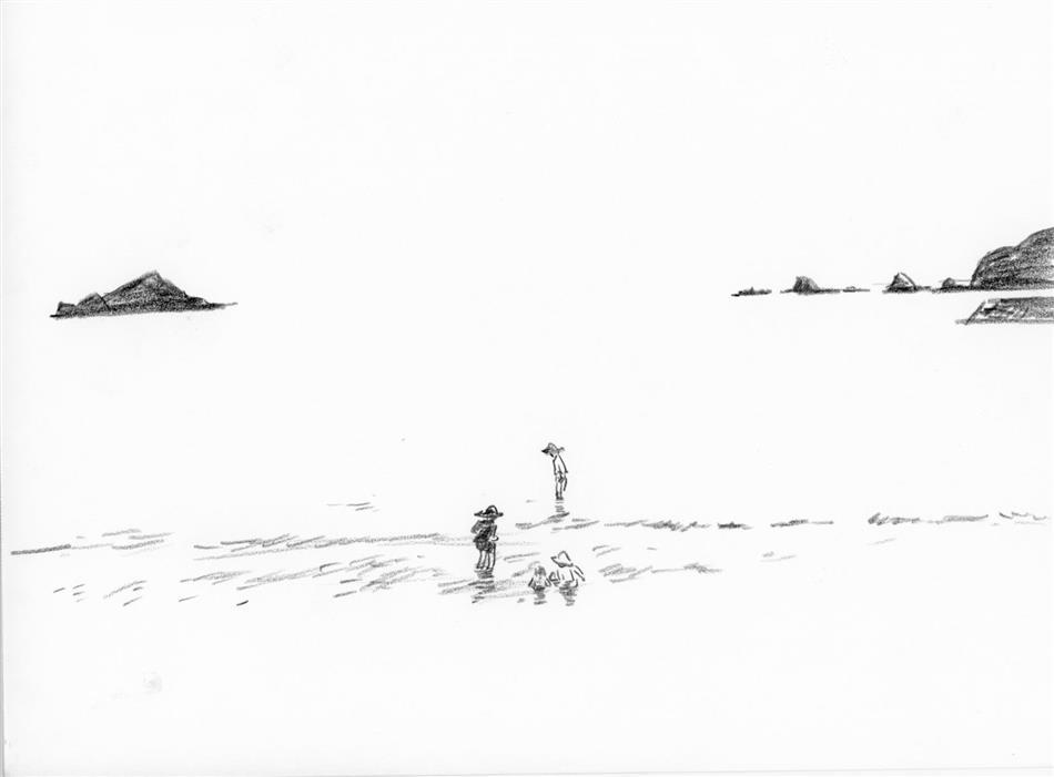 27位③ 砂月海水浴場