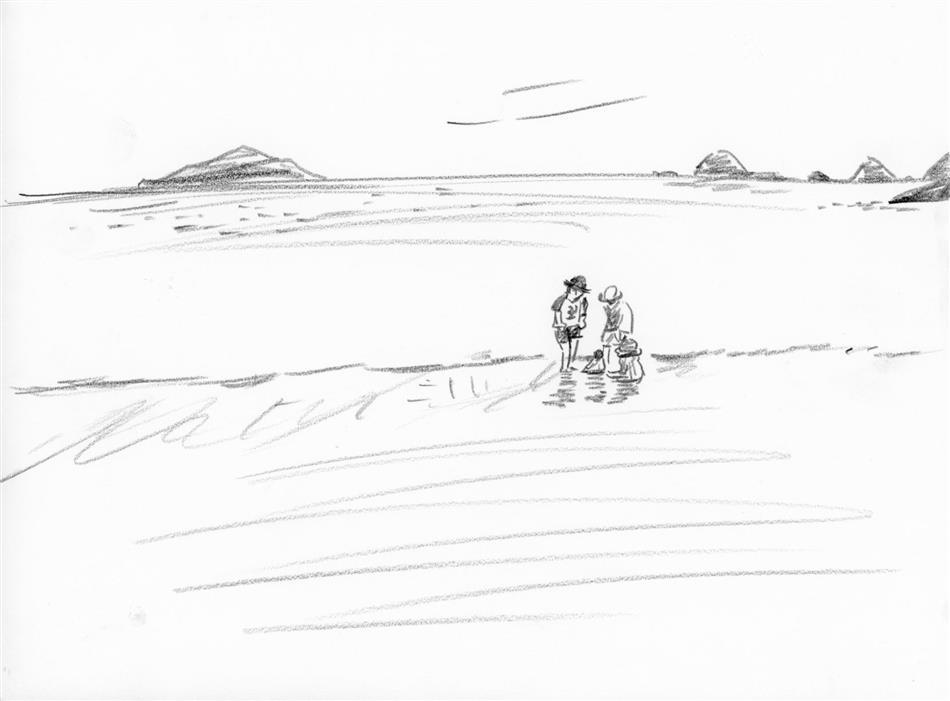 27位① 砂月海水浴場