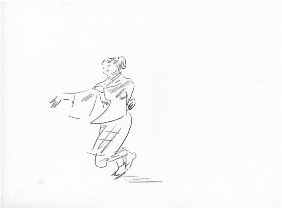 33位① ハイヤ踊りの人