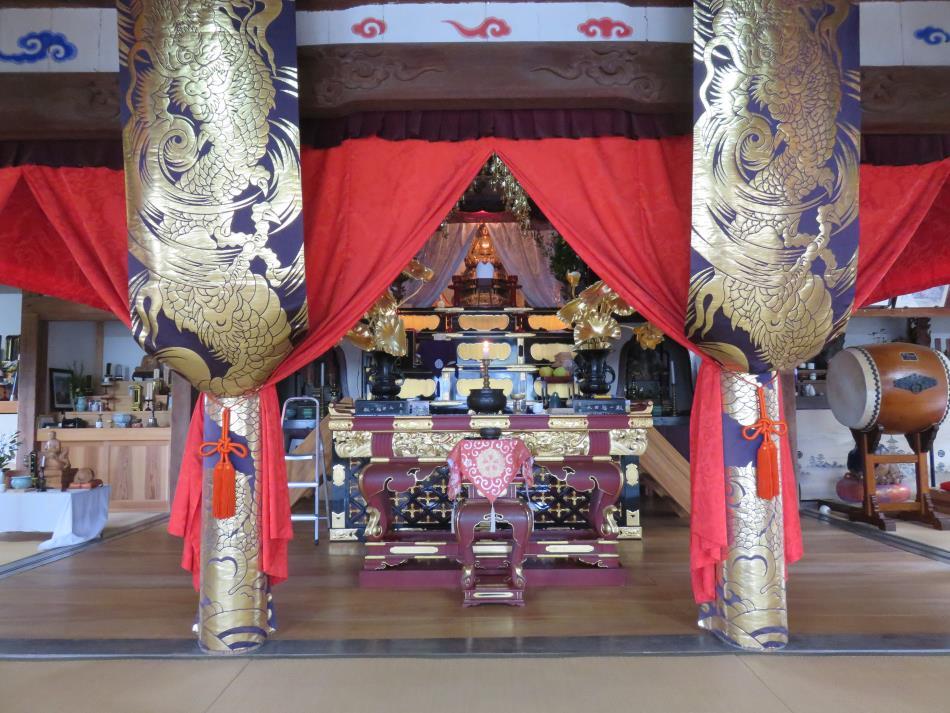 大光寺法堂