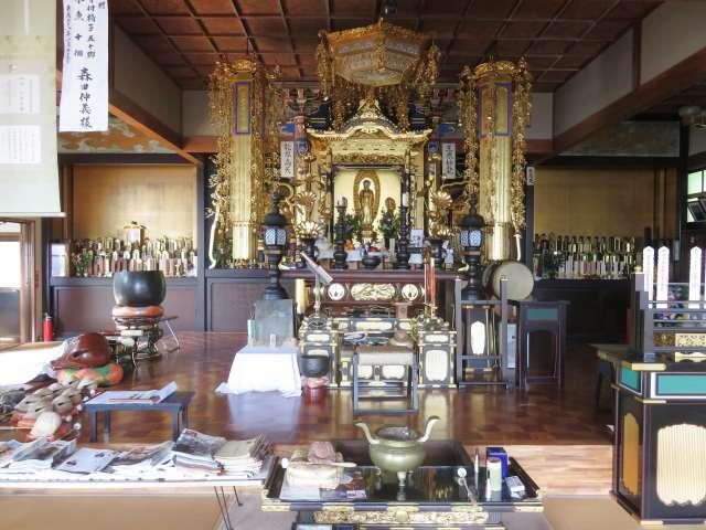 大蓮寺法堂