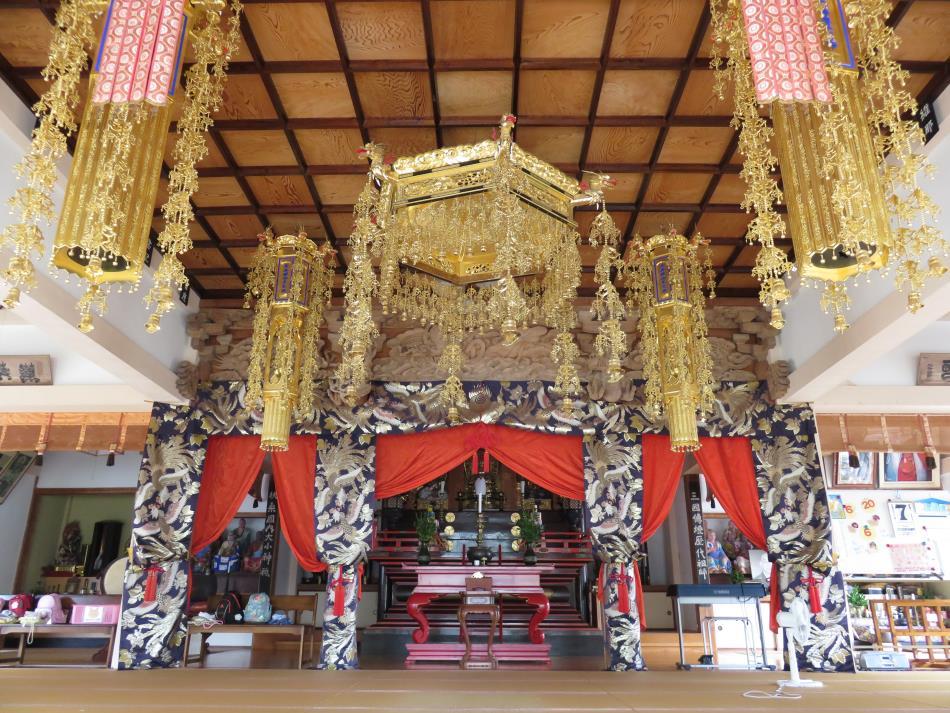 国照寺法堂