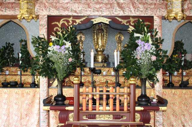 法香寺本尊