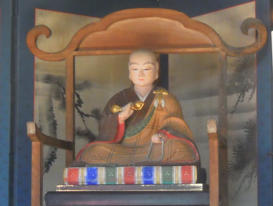 迦葉寺弘法