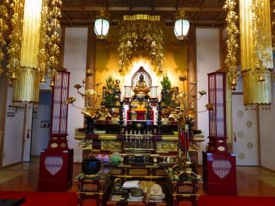 愍性寺法堂