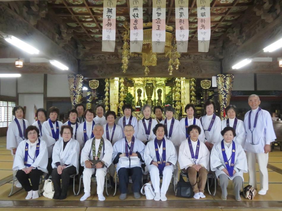 円性寺参拝2